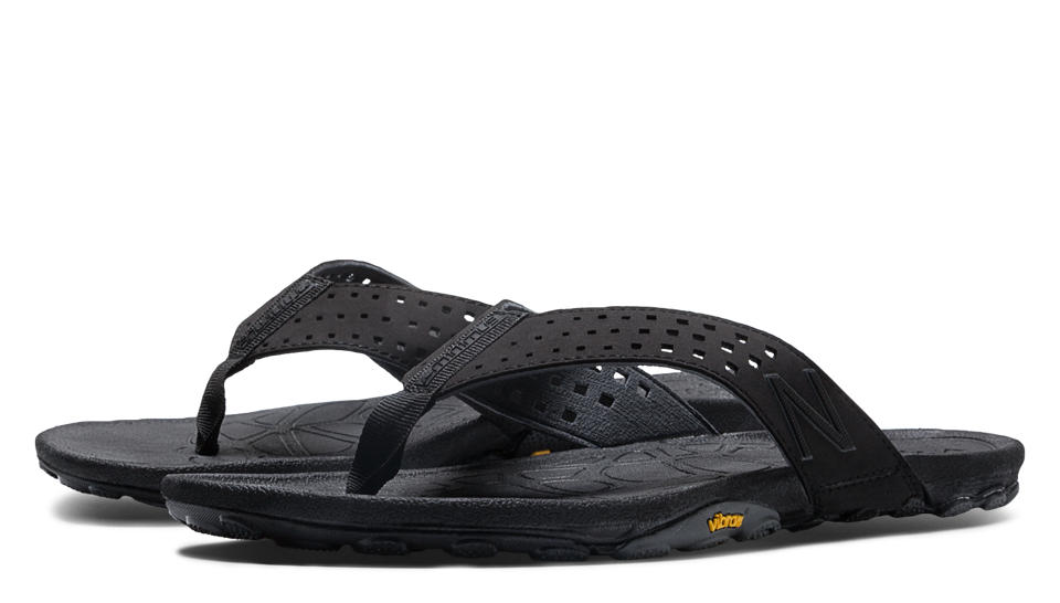 mens new balance minimus flip-flop