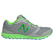 New Balance 630v2, Silver with Green