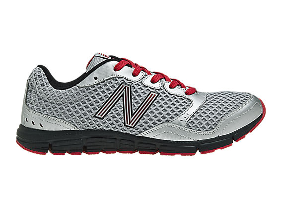 New Balance 630v2, Silver with Red