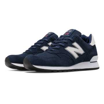 New Balance 670 Made in UK Summer Fruits, Black Currant