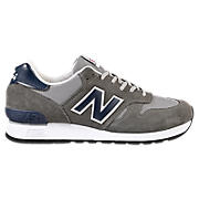 New Balance 670, Grey with Navy