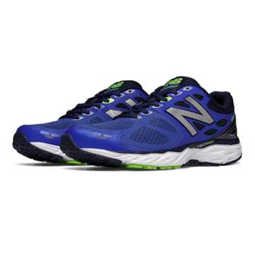 New Balance New Balance 680v3, Pacific with Toxic