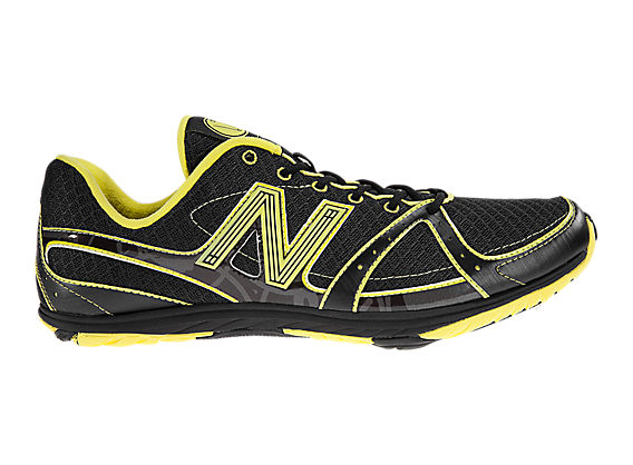 New Balance 700, Black with Tender Yellow