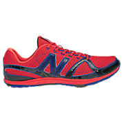 New Balance 700, Cherry Tomato with Black & Blue