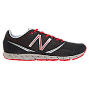 New Balance 730v2, Black with Red & Grey
