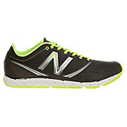 New Balance 730v2, Black with Yellow