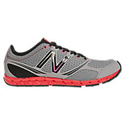 New Balance 730v2, Silver with Red