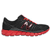 New Balance 750, Black with Red