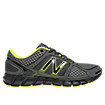 New Balance 750, Grey with Yellow