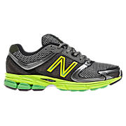 New Balance 770v3, Grey with Yellow & Lime Green
