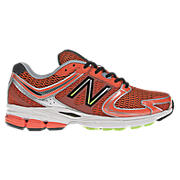 New Balance 770v3, Cherry Tomato with Black
