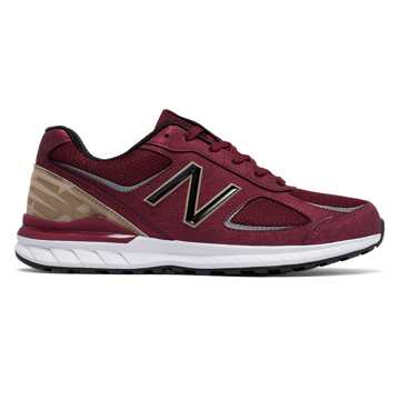 New Balance New Balance 770v2, Admiral Red with Black