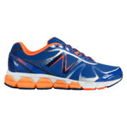 New Balance 780v5, Blue with Orange & White