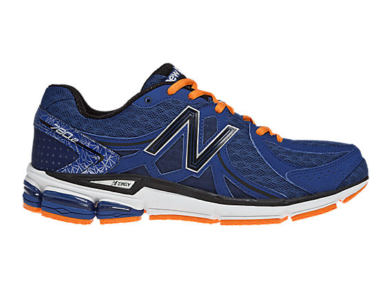 New Balance 780v2, Blue with Orange