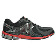 New Balance 780v2, Black with Red