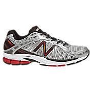 New Balance 780v3, Silver with White & Red