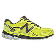 New Balance 780v2, Yellow with Black & Grey
