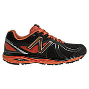 New Balance 790v2, Black with Orange