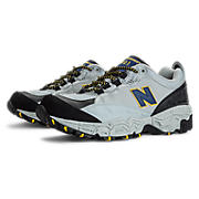 New Balance 801, Grey with Black & Yellow