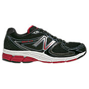 New Balance 860v3, Black with Red