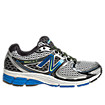 New Balance 860v3, Silver with Blue Atoll & Black