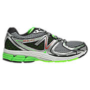 New Balance 860v3, Silver with Jazz Green & Black