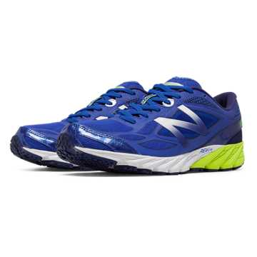 New Balance New Balance 870v4, Blue with Lime Yellow