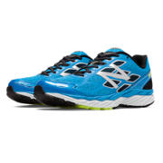 New Balance 880v5, Bright Blue with Black