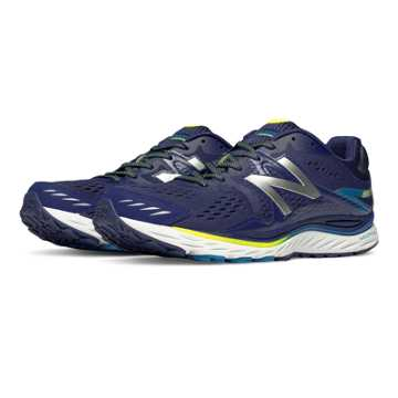New Balance New Balance 880v6, Black with Blue