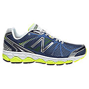 New Balance 880v3, Navy with Yellow