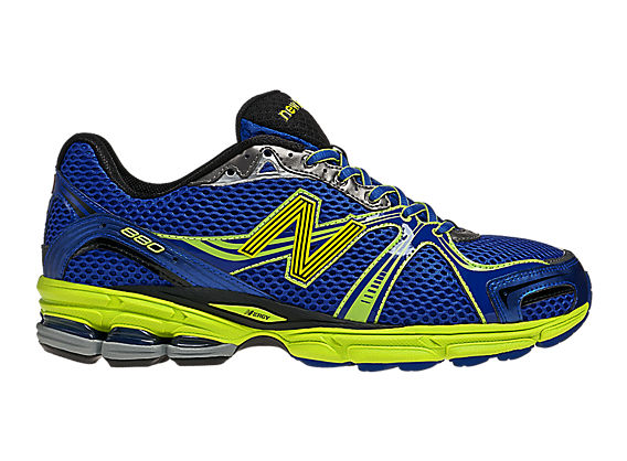 Limited Edition 880, Blue with Yellow