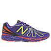 Mens Limited Edition Boston 890v3, Purple with Yellow & Red