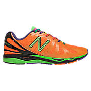 New Balance 890v3, Orange with Green & Black