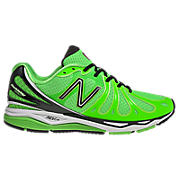 New Balance 890v3, Neon Green with Black & White
