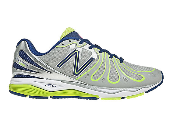 New Balance 890v3, Grey with Blue & Green