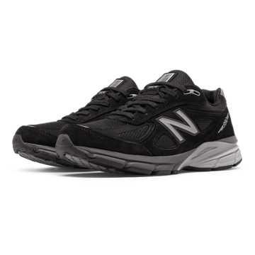 New Balance New Balance 990v4, Black with Silver