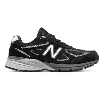 New Balance Reflective 990v4, Black