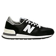 New Balance 990, Black with White