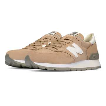 New Balance 990 Heritage, Hemp with Angora