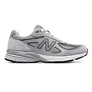 New Balance 990v4, Grey with Castlerock