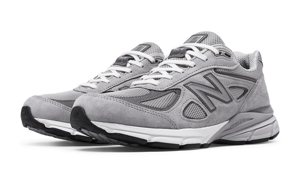 new men s new balance 990 v4 gray m990gl4 stability running shoes grey 2016 ebay priority mail logo vector priority mail express logo