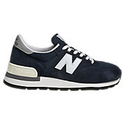 New Balance 990, Navy with White