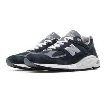 New Balance 990v2 Made in the USA Bringback, Navy