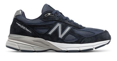 Image of New Balance 990v4 Men's Made in US Collection Shoes | M990NV4