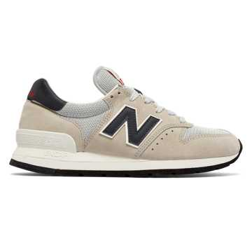 New Balance 995 New Balance, Off White with Navy