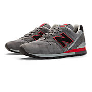 Renegade 996, Dark Grey with Black & Red