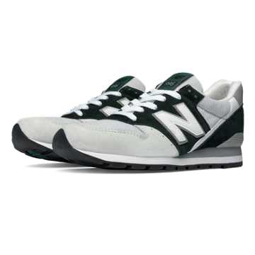 New Balance 996 Explore by Air, Green with Light Grey