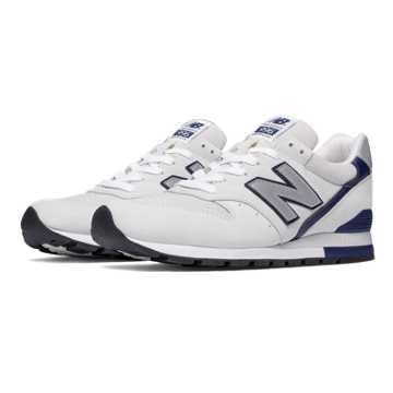 New Balance 996 Heritage, Clay with Navy