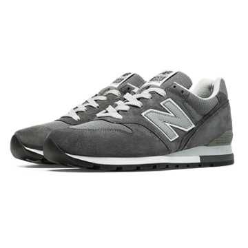 New Balance 996 Heritage, Grey with Silver