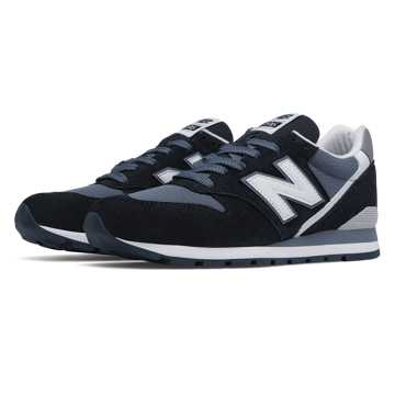 New Balance 996 New Balance, Navy with White